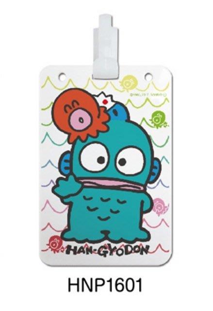 41+ 現貨免運費 日本製 票夾 IC卡片保護套 卡片套 硬式 包包吊飾 sanrio 鯰魚 半魚人 水怪 人魚漢頓