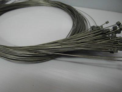 【雲林武駟單車】白鐵登山通勤車煞車線長度1700MM特價20