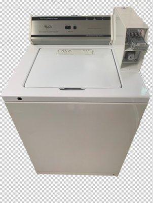 中古二手----惠而浦商用投幣式洗衣機
