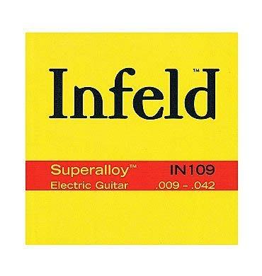 【老羊樂器店】Thomastik Infeld 奧地利手工 電吉他弦 Superalloy IN109