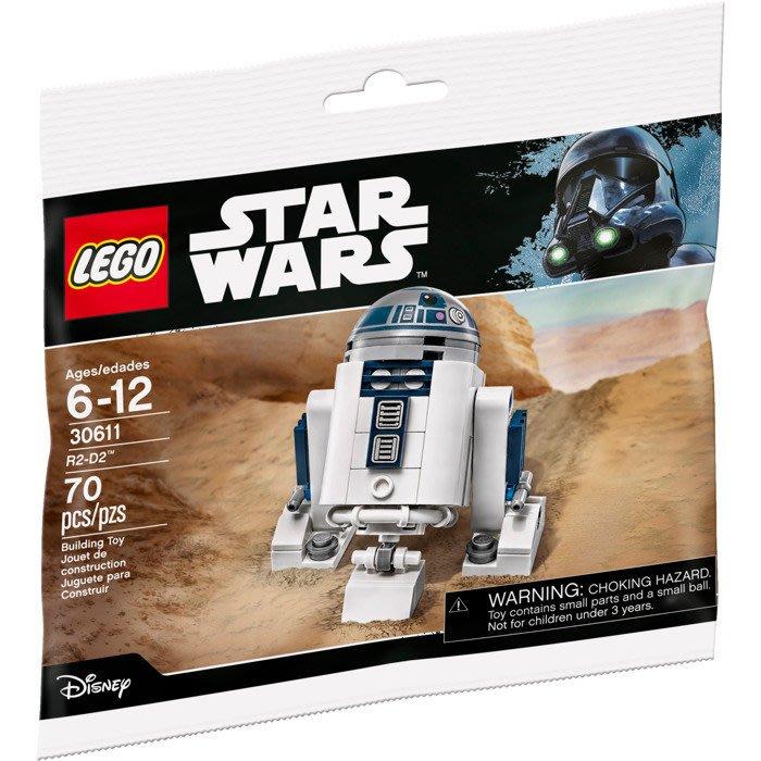 LEGO Star Wars R2-D2 (30611) Polybag