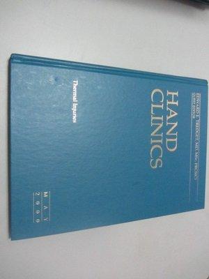 欣欣小棧    骨科原文雜誌*Hand Clinics 2000  may(A2-3櫃)