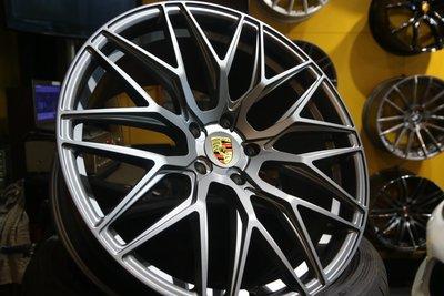 VARRO VD06 21~22吋Porsche Cayenne 958 958.2 GTS TURBO new E3
