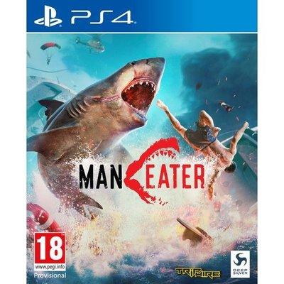 【歡樂少年】現貨全新發售 PS4 食人鯊 簡中英文版