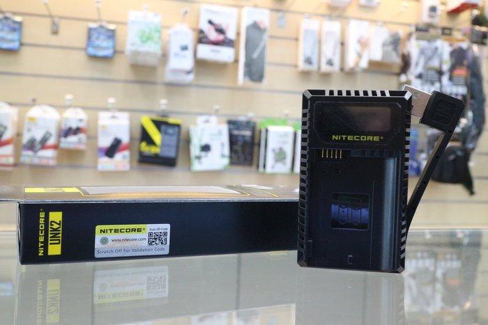 【日產旗艦】Nitecore NIKON ENEL15 ENEL15A USB 充電器 雙充 座充 D750 D850
