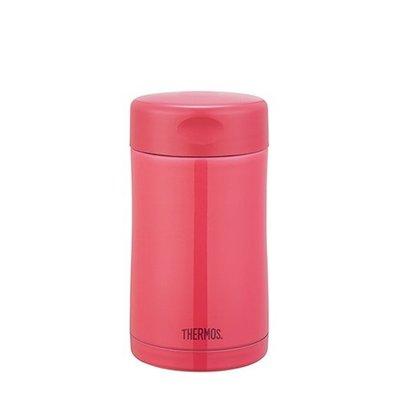 姍姍美妝 膳魔師JCU-500不銹鋼真空保溫食物燜燒罐彩漾系列蔓越莓紅色 JCU-500-CRB 特價620元