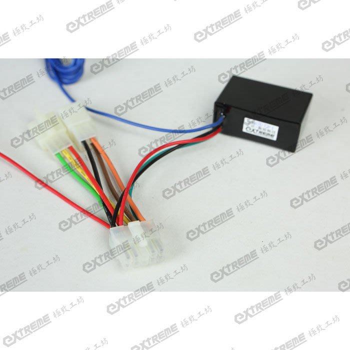 [極致工坊] 舊勁戰 直上 二代勁戰 新勁戰 液晶儀表 轉接線組 波型轉換器 轉速訊號正常