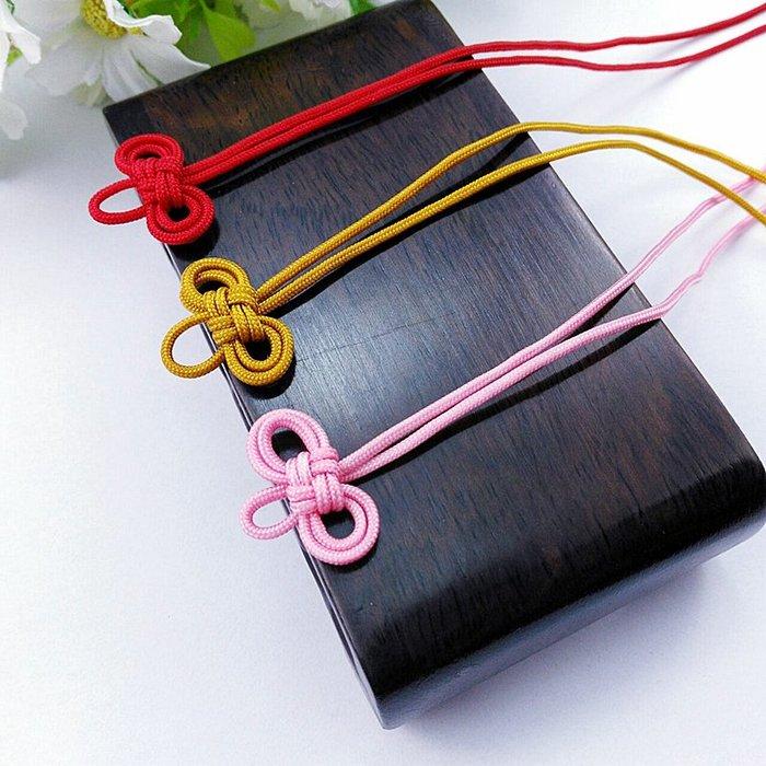 【螢螢傢飾】5條/包,細線單拉項鏈吊墜繩 小號掛件繩子 項鏈紅繩 DIY飾品掛繩