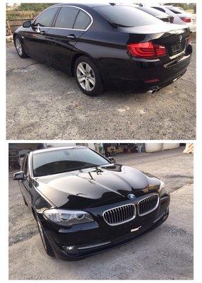 BMW F10 523I 零件車拆賣