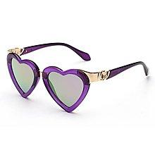 [馳騁]2001現貨7-11全家快速到貨韓國韓版鏡框墨鏡太陽眼鏡鏡框時尚男女情侶款心形太陽鏡桃心眼鏡 愛心墨鏡太陽眼鏡批