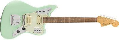 大鼻子樂器 Fender Mexico 電吉他 Vintera 60's Jaguar Modified 衝浪綠