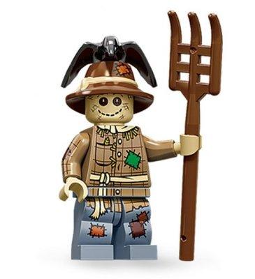 全新 未拆 LEGO 樂高 71002 minifigures 第11代 人偶包 抽抽樂 稻草人 Scarecrow