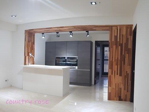 大理石中島 - 鄉村玫瑰 木工坊 店面裝潢