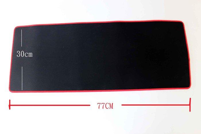 【開心驛站】防潑水型電競遊戲超大滑鼠墊77cm*30cm厚0.4cm加厚耐磨 滑鼠鍵盤 遊戲 繪圖