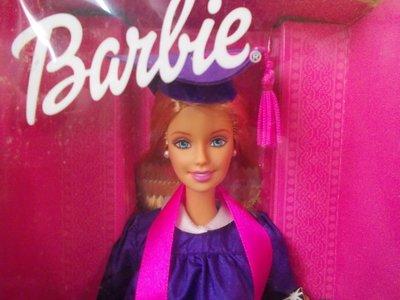 Barbie My Graduation 2003 畢業生系列 甜美芭比娃娃