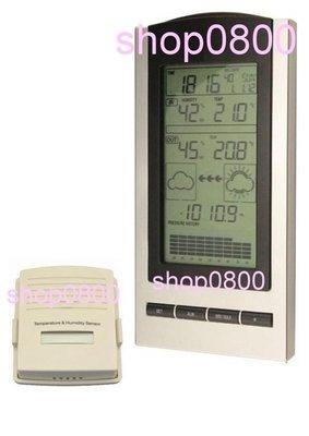 無線傳輸 溫濕度 加 大氣壓力 計 大氣壓力 無線氣象站 母機和子機不會太大誤差