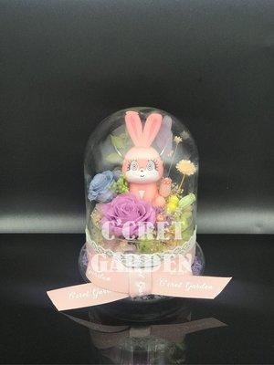 保鮮花 Nicoron 兔兔