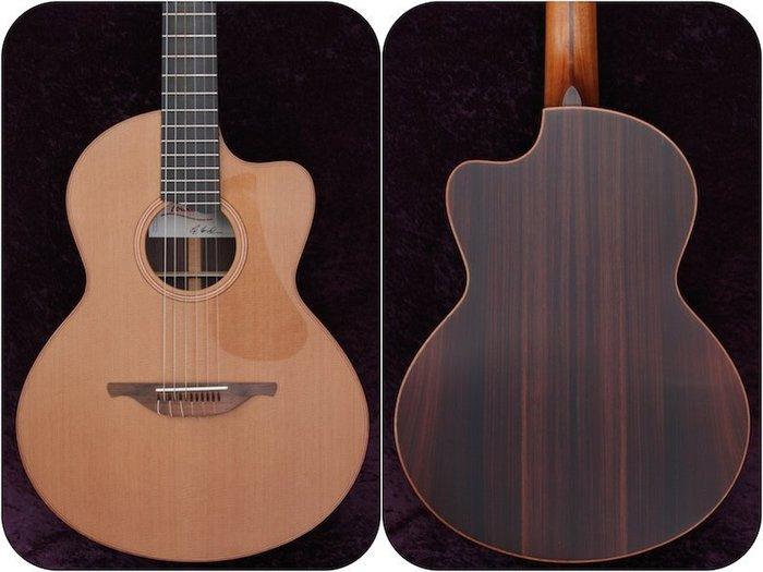 【民揚樂器】Lowden Guitar S25 Jazz 北愛爾蘭手工  跨界 古典 爵士吉他