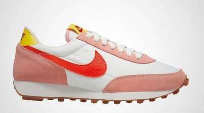 GOSPEL【Nike WMNS Daybreak 】粉嫩橘 復古慢跑鞋 CK2351-600