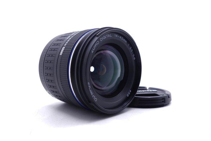 【台中青蘋果】Olympus Zuiko Digital 14-42mm f3.5-5.6 二手 鏡頭 #52619
