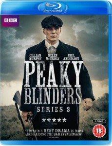 【藍光影片】浴血黑幫 / Peaky Blinders S03 第三季 共2碟  (2016)