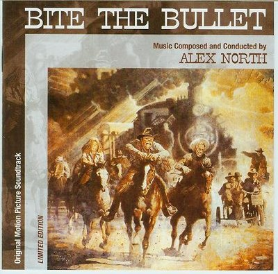 """咬緊子彈(Bite the Bullet)""- Alex North(17),比利時版"