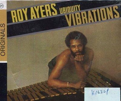 *真音樂* ROY AYERS / UBIQUITY VIBRATIONS 全新 K16309