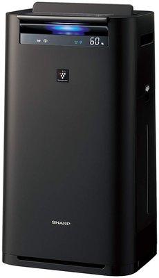 SHARP 夏普 KI-HS70 H 黑色  加濕型空氣清淨機