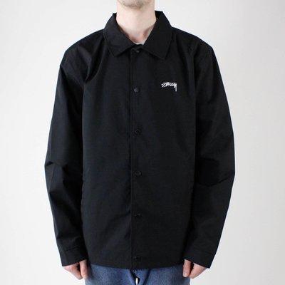 ☆ETW☆【一中店】2020 STUSSY CLASSIC COACH JACKET 風衣外套 教練外套 夾克