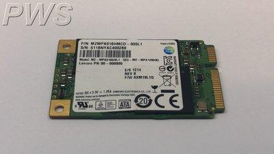 ☆【三星 Samsung PM810 mSATA SSD 16G 固態硬碟 SSD 16GB 】☆