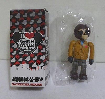 Animody Gangster Series 積木型公仔