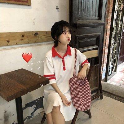 新時代家居~夏裝2019新款韓版寬松娃...