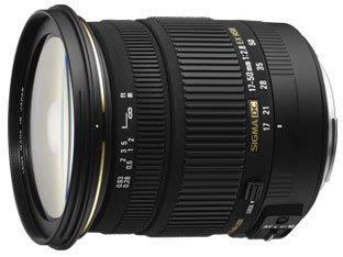 (JAJAJA)全新品 Sigma 17-50mm F2.8 EX DC OS for Canon Nikon Sony