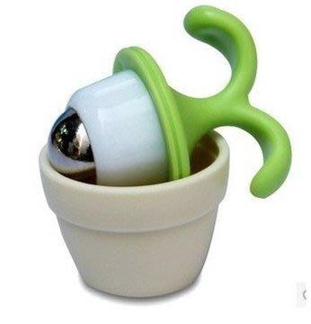 花盆按摩器 花苗按摩器 盆栽按摩器 滾珠按摩器 淋巴按摩器 禮品 贈品(裸裝)