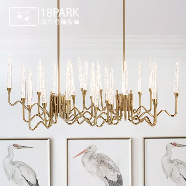 【18Park 】 魅力獨具 Candlelight moment [ 燭光時刻-120cm ]