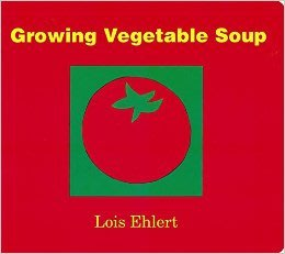 *小貝比的家*GROWING VEGETABLE SOUP /平裝書+CD/7~12歲