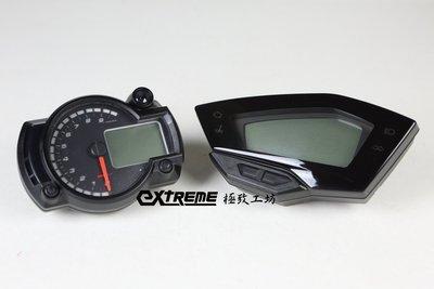 [極致工坊]FORCE 直上套件 KOSO RX-2N 多功能七彩液晶儀錶  線組 錶架