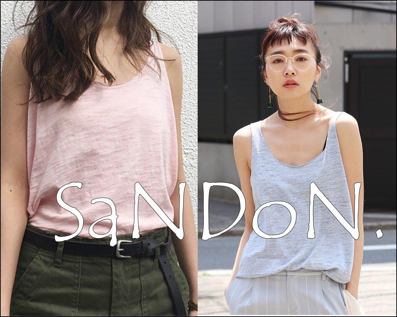 SaNDoN x『UNGRID』史上沒那麼便宜過 雪花材質復刻涼爽無袖背心上衣 SLY SNIDEL 韓妮 170711
