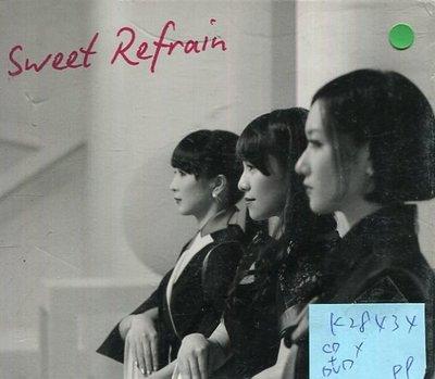 *真音樂* PER F UME / SWEET REFRAIN CD+DVD 全新 K28434 (殼破)