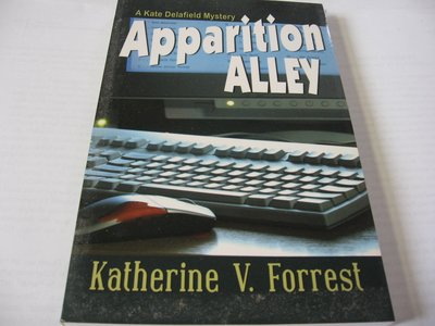 Apparition Alley: A Kate Delafield Mystery/Forrest 英文推理小說近全新