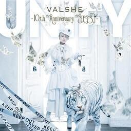 VALSHE 10週年精選輯2CD+DVD,UNIFY - 10th Anniversary BEST 台灣正版全新