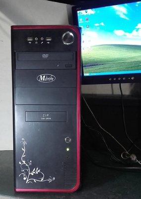 【窮人電腦】微星AMD三核工業主機跑Windows XP系統!桃園中壢以北可親送!外縣可寄!