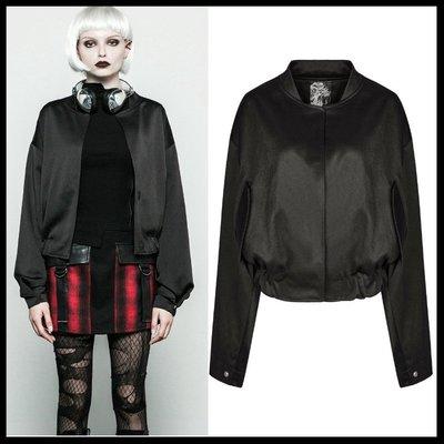 *MINI PUNK LOLO*原創潮流時尚-暗黑城市搖滾少女收腰寬版個性造型外套(OYY-287))PUNK