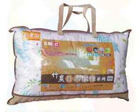 【南洋風休閒傢俱】 枕頭系列 - 抗菌竹炭枕  單人枕頭   (1入)