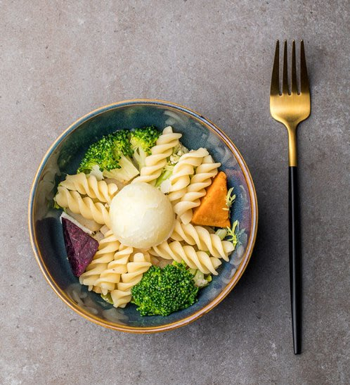 冰藍陶瓷吃飯碗  藍色  陶瓷餐具  湯碗  深藍色  陶瓷碗  米飯碗  點心碗  復古陶瓷碗【小雜貨】