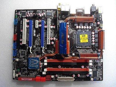 【大老二手電腦-主機板 】華碩ASUS P5E3 Premium WiFi-AP @n Edition S775主機板