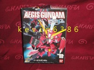 東京都-BB戰士-SD鋼彈-SEED AEGIS 神盾鋼彈 (NO:261) 現貨