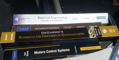 MATERIALS AND PROCESSES IN MANUFACTURING  /2手