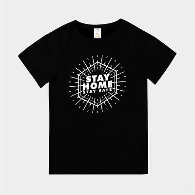 T365 台灣製造 MIT CORONAVIRUS COVID-19 圖1 親子裝 童裝 T恤 T-shirt T