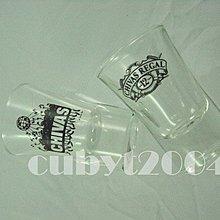 全新 Chivas 芝華士 限量版 非賣品 迷你酒杯一對 連盒